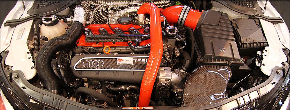 Audi TTRS / RS3 aus dem Hause Rothe-Motorsport mit bis zu 750 PS!